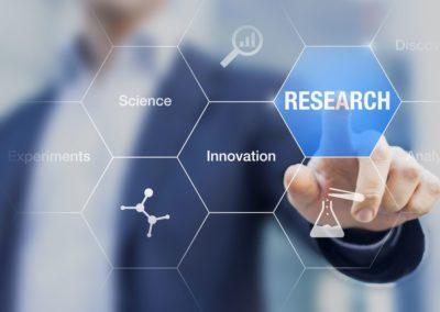 Dezvoltarea cercetării științifice